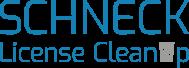 Schneck License Cleanup